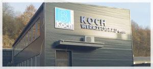 Koch Werkzeugbau Gebäude