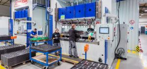 Werkzeug Serienfertigung
