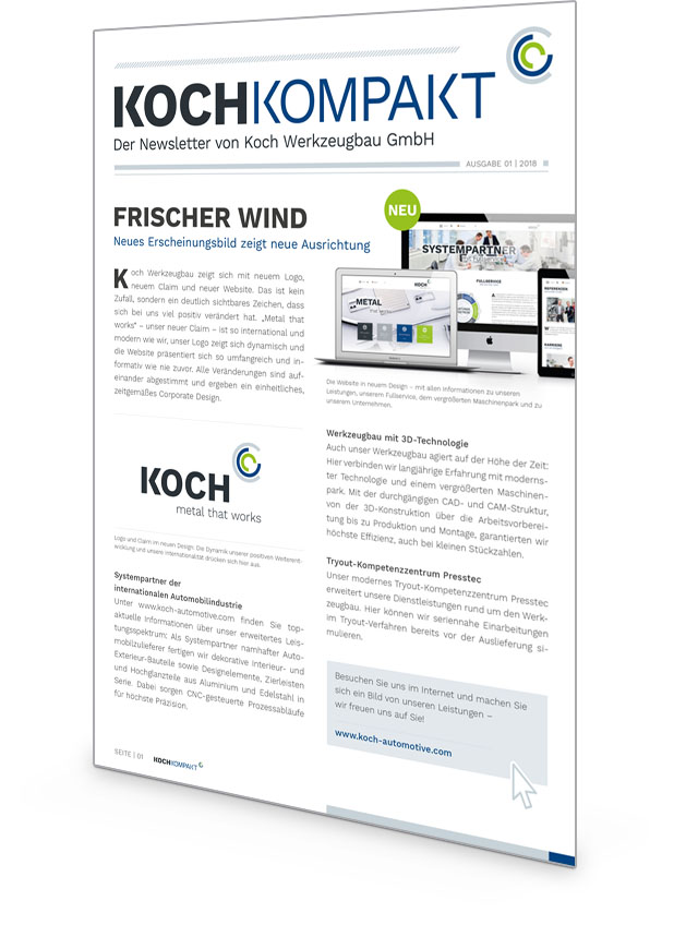 Koch Newsletter